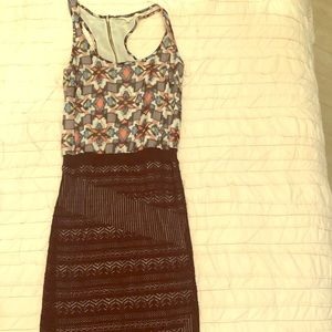 Rachel Roy day to evening tank dress